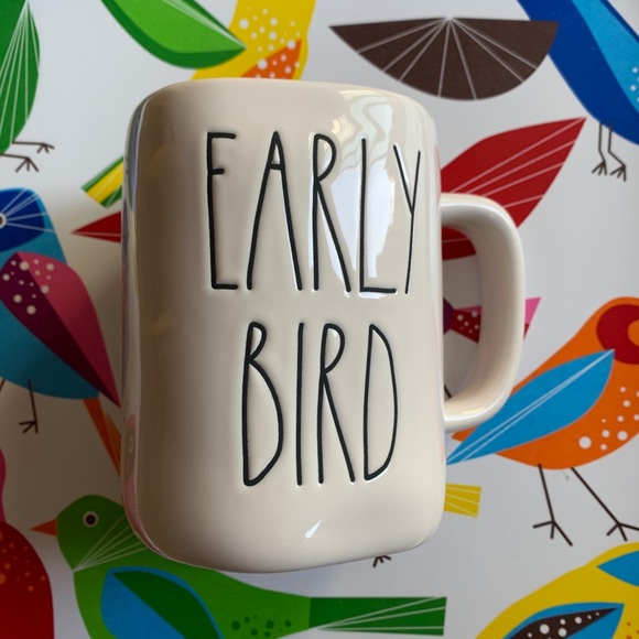 Rae Dunn Other - Rae Dunn Early Bird Mug